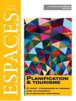 Planification et tourisme (2e) partie