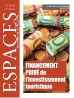 Financement privé de l'investissement touristique
