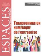 Transformation numérique de l'entreprise