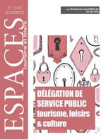 Délégation de service public - tourisme, loisirs & culture
