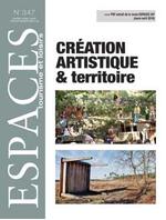 Création artistique et territoire
