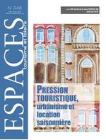 Pression touristique, urbanisme et location saisonnière