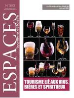 Tourisme lié aux vins, bières et spiritueux