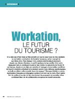 Workation : le futur du tourisme ?