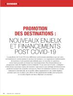 Promotion des destinations : nouveaux enjeux et financements post Covid-19