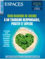 1000 raisons de croire à un tourisme responsable, positif et joyeux