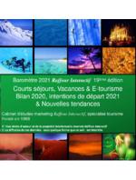 Baromètre 2021 Raffour-Interactif -19ème édition