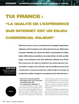TUI France :
