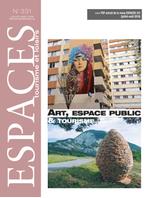 Art, espace public et tourisme