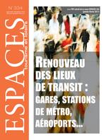 Renouveau des lieux de transit (gares, stations de métro, aéroports...)