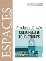 Produits dérivés culturels & touristiques